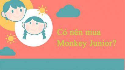Có nên mua ứng dụng học tiếng anh monkey junior không?